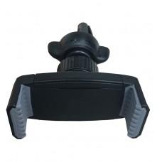 Держатель CASE K+-AV2S ,в вент.решетку авто ,черный ,зажим
