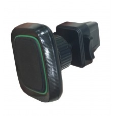 Держатель магнитный CASE MO2-AVS для смартфона в вент.решетку авто, черный,