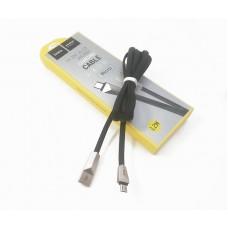 MicroUSB кабель hoco серии X4 черный