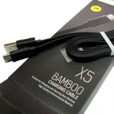 USB КАБЕЛЬ HOCO X5 BAMBOO TYPE-C