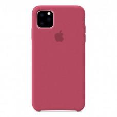 Чехол Silicone Case для iPhone 11 (Camelia)