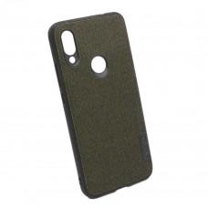 Чехол бампер Textile Experts для Xiaomi Redmi 7 черный