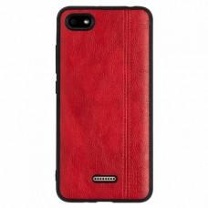 """Силиконовый чехол EXPERTS """"CLASSIC TPU CASE"""" для Xiaomi Redmi 6A, красный"""