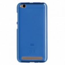 Силиконовый чехол EXPERTS для Xiaomi Redmi 5A, синий
