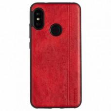 """Силиконовый чехол EXPERTS """"CLASSIC TPU CASE"""" для Xiaomi Mi A2 Lite/Redmi 6 Pro, красный"""