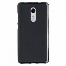 """Силиконовый чехол EXPERTS """"TPU Case"""" Xiaomi Redmi Note 4, черный"""