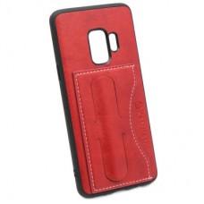Чехол бампер KANJIAN для Samsung Galaxy S9 (красный)