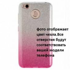 """Силиконовый чехол EXPERTS """"BRILLIANCE TPU CASE"""" для Xiaomi Redmi Note 5A,розовый"""