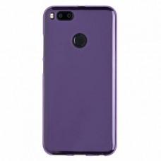 Силиконовый чехол Experts для Xiaomi Mi A1/5x, фиолетовый