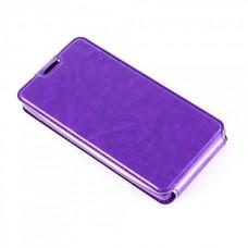 Чехол-книга Experts SLIM Flip case для Xiaomi Redmi Note 4X, фиолетовый