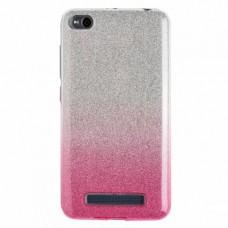"""Силиконовый чехол EXPERTS """"BRILLIANCE TPU CASE"""" для Xiaomi Redmi 5A,розовый"""