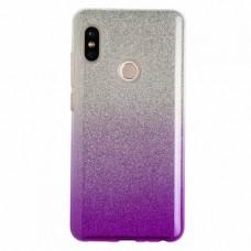 """Силиконовый чехол EXPERTS """"BRILLIANCE TPU CASE"""" для Xiaomi Redmi Note 5 / Note 5 Pro , фиолетовый"""
