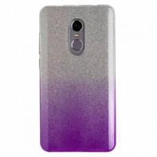 """Силиконовый чехол EXPERTS """"BRILLIANCE TPU CASE"""" для Xiaomi Redmi Note 4X ,фиолетовый"""