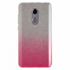 """Силиконовый чехол EXPERTS """"BRILLIANCE TPU CASE"""" для Xiaomi Redmi Note 4 ,розовый"""