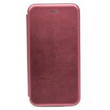 Чехол книга Experts Winshell Book для Xiaomi Redmi Note 6 / Note 6 Pro (красный)