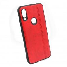 Чехол бампер Classic Experts для Xiaomi Redmi 7 красный