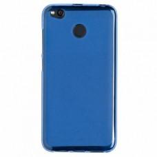 Силиконовый чехол EXPERTS для Xiaomi Redmi 4X, синий