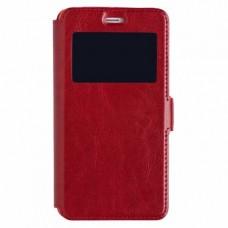Чехол-книга Experts BOOK Slim case для Xiaomi Redmi 4A, красный
