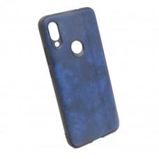 Чехол бампер Classic Experts для Xiaomi Redmi 7 синий