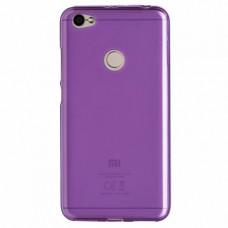 Силиконовый чехол EXPERTS для Xiaomi Redmi Note 5A , фиолетовый