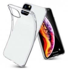 Чехол бампер Experts для iPhone 11 (прозрачный)
