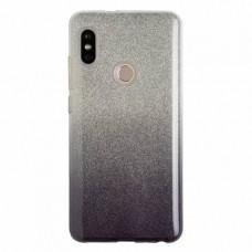 """Силиконовый чехол EXPERTS """"BRILLIANCE TPU CASE"""" для Xiaomi Redmi S2, черный"""