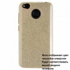 """Силиконовый чехол EXPERTS """"DIAMOND TPU CASE"""" для Xiaomi Redmi 4X,золотой"""
