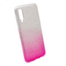 Чехол бампер BRILLIANCE Experts для Samsung Galaxy A50 розовый