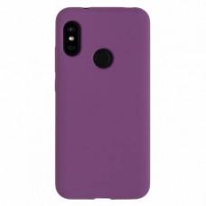 """Силиконовый чехол EXPERTS """"SOFT TOUCH"""" для Xiaomi Mi A2 Lite / Redmi 6 Pro фиолетовый"""