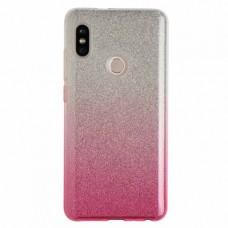 """Силиконовый чехол EXPERTS """"BRILLIANCE TPU CASE"""" для Xiaomi Redmi Note 5 / Note 5 Pro , розовый"""