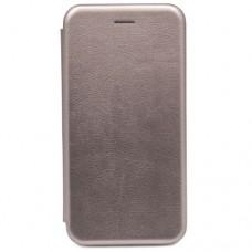 Чехол книга Experts Winshell Book для Xiaomi Redmi Note 6 / Note 6 Pro (серый)