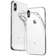 Чехол бампер Experts для iPhone XS (прозрачный)