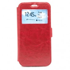 Чехол-книга Experts Book Slim case для Xiaomi Redmi 6A (красный)