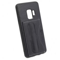 Чехол бампер KANJIAN для Samsung Galaxy S9 (черный)