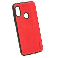"""Силиконовый чехол EXPERTS """"PERFECT"""" для Xiaomi Redmi Mi A2 Lite / Redmi 6 Pro, красный"""