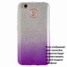 """Силиконовый чехол EXPERTS """"BRILLIANCE TPU CASE"""" для Huawei Y3 (2017), фиолетовый"""