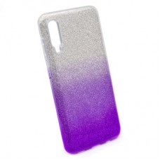 Чехол бампер BRILLIANCE Experts для Samsung Galaxy A50 фиолетовый