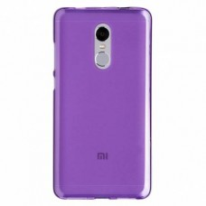 """Силиконовый чехол EXPERTS """"TPU Case"""" Xiaomi Redmi Note 4X, фиолетовый"""