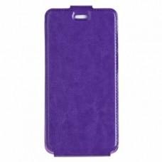 Чехол-книга Experts SLIM Flip case для Xiaomi Redmi 4A, фиолетовый