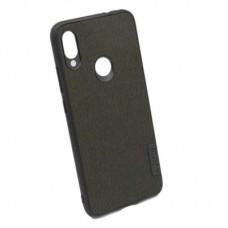 Чехол бампер Textile Experts для Xiaomi Redmi Note 7 черный