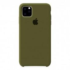 Чехол Silicone Case для iPhone 11 (Virid)