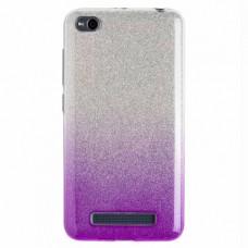 """Силиконовый чехол EXPERTS """"BRILLIANCE TPU CASE"""" Xiaomi Redmi 5A, фиолетовый"""