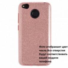 """Силиконовый чехол EXPERTS """"DIAMOND TPU CASE"""" для Xiaomi Redmi 4X,розовый"""