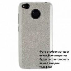 "Силиконовый чехол EXPERTS ""DIAMOND TPU CASE"" для Samsung Galaxy A7 (2017) A720F ,серебро"