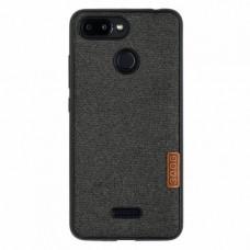 Задняя накладка CASE Muxma для Xiaomi Redmi 6, черный