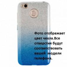 "Силиконовый чехол EXPERTS ""BRILLIANCE TPU CASE"" для Xiaomi Redmi Note 5A Prime / Pro,голубой"