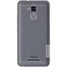 Чехол Nillkin Nature TPU для ASUS ZenFone 3 Max (прозрачный)