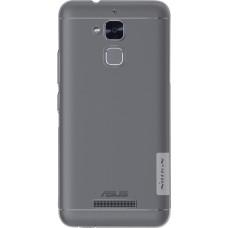 Чехол Nillkin Nature TPU для ASUS ZenFone 3 Max (серый)
