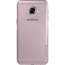 Чехол Nillkin Nature TPU для Samsung Galaxy C5 (серый)