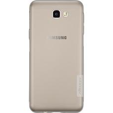 Чехол Nillkin Nature TPU для Samsung Galaxy J5 Prime (серый)